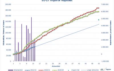 MATIF Rapspreise zeigen keine Schwäche – Biodieselpreise stützen